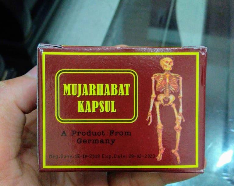 Mujarhabat Kapsul có thành phần thảo dược thích hợp với người bệnh có cơ địa mãn cảm và dễ kích ứng