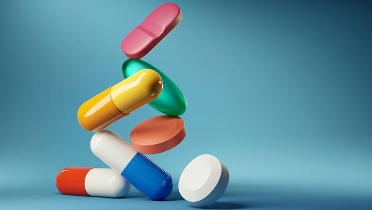 Viêm amidan nên sử dụng thêm một số loại thuốc khác