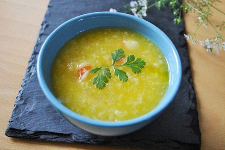 Cháo đậu xanh thịt bò là món ăn thơm ngon, bổ dưỡng