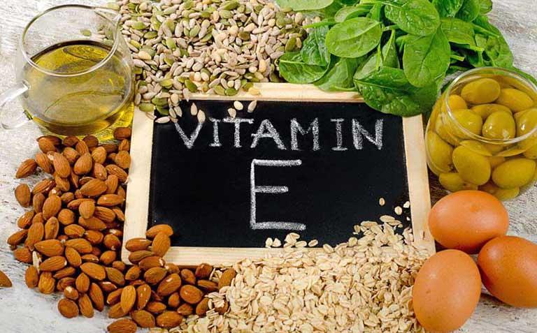 Các thực phẩm giàu vitamin E tốt cho người bệnh
