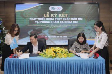 Lễ ký kết đánh dấu bước tiến quan trọng trong quá trình hợp tác của hai bên