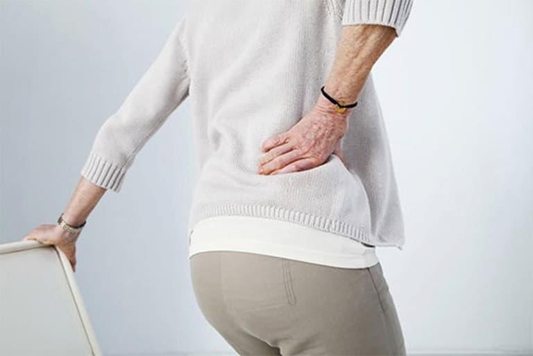 Người bệnh phải chịu đựng những cơn đau nhức rất khó chịu