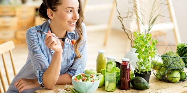 Ăn uống đầy đủ chất có thể giúp phòng ngừa bệnh hiệu quả