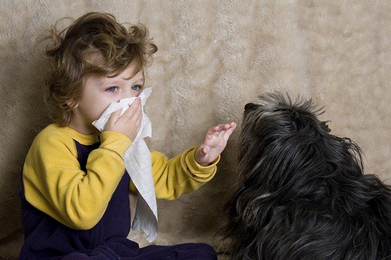 Nhóm chất gây kích ứng và dị ứng là nguyên nhân khởi phát viêm da tiếp xúc ở trẻ