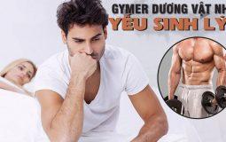 Giải đáp chuyên gia: Tập gym có bị yếu sinh lý không?