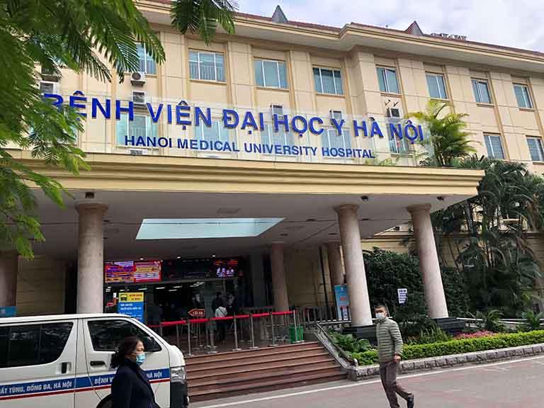 Bệnh viện Đại học Y HN