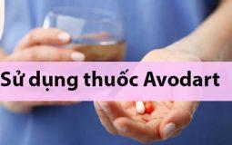 Thuốc chữa phì đại tiền liệt tuyến Avodart: chỉ định, cách dùng và lưu ý