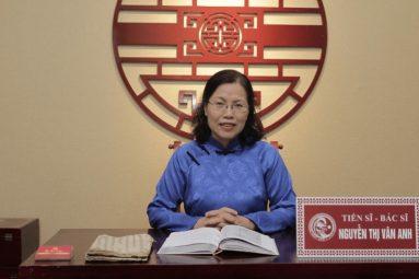 TS.BS. Nguyễn Thị Vân Anh có trình độ chuyên môn cao với hơn 40 năm kinh nghiệm trong nghề