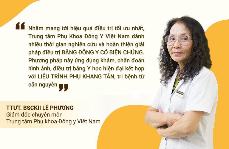 Thày thuốc Lê Phương nói về Phương pháp Đông y có Biện chứng