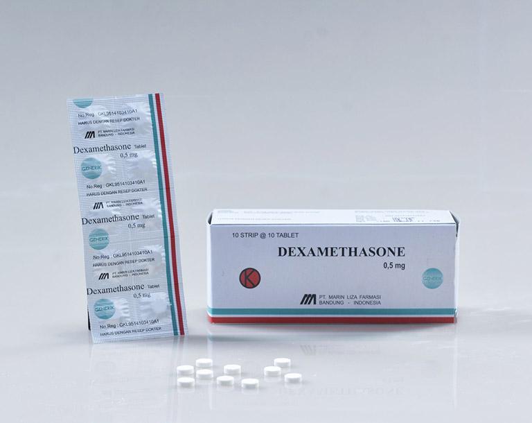 Thuốc trị mẩn ngứa Dexamethasone