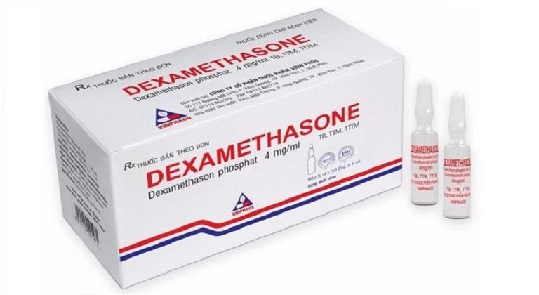 Thuốc trị nổi mề đay Dexclorpheniramin
