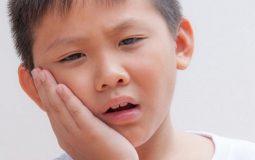 Chữa đau răng cho trẻ