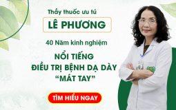 Bác sĩ Lê Phương Quân Dân 102 chữa Dạ dày cho người Việt bằng liệu trình Nam dược