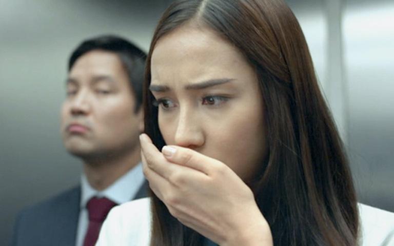 Căn bệnh dạ dày HP gây ra triệu chứng hôi miệng khiến Dung vô cùng tự ti, khép kín với mọi người xung quanh
