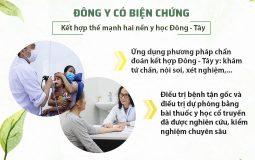 Phương pháp Đông y có biện chứng kết hợp thế mạnh hai nền y học